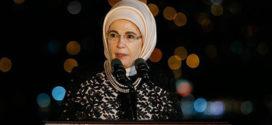 Emine Erdogan: Perihnya Tragedi Karbala sampai Hari ini masih Terasa