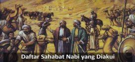 Daftar Sahabat Nabi yang Diakui Periwayatannya oleh Syiah juga Ahlusunah
