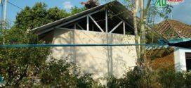 ABI Membangun Rumah Tahan Gempa untuk Warga Lombok