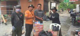 Posko ABI Sulteng Lanjutkan Distribusi Logistik