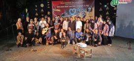 Malam Penggalangan Dana oleh DPW ABI Jabar dan Komunitas Peduli Kemanusiaan