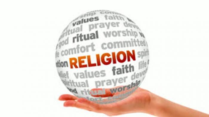 Merancang Piramida Keyakinan: Definisi Agama