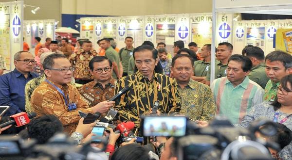 Presiden Jokowi: Teknologi Makin Tinggi, Standar Moralitas Masyarakat Harus Lebih Tinggi