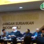Mufti Suriah: Konflik di Suriah Bukan Konflik Agama, Apalagi Sunni dan Syiah