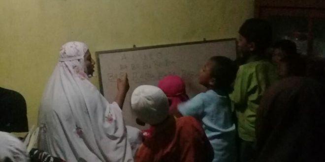Program Pojok Baca Kampung Literasi Sigi (KLS)