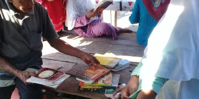 Desain Awal Kampung Literasi Sigi (KLS)