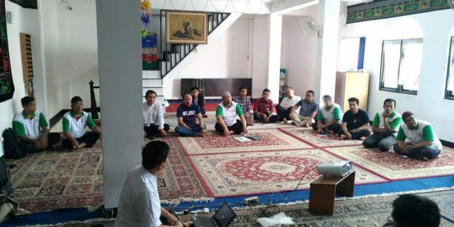 Upgrading Keorganisasian dan Rapat Koordinasi DPW dan DPD ABI Jawa Barat
