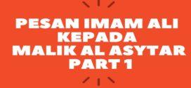 Infografis: Pesan Imam Ali kepada Malik Asytar Part I