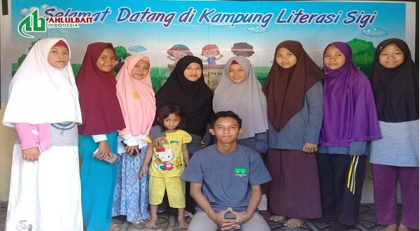 Secercah Harapan dari Kampung Literasi Sigi