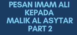 Infografis: Pesan Imam Ali kepada Malik Asytar Part 2