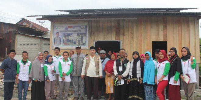 DPP ABI Resmikan Taman Pendidikan Alquran 'An-nur' di Palu