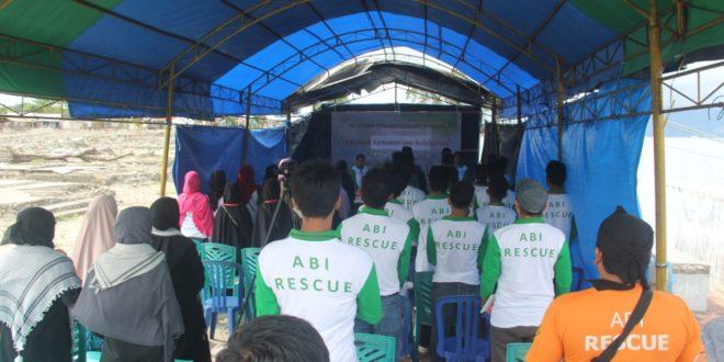 DPP ABI Selenggarakan Pelatihan SAR dan Pendidikan Alquran di Palu