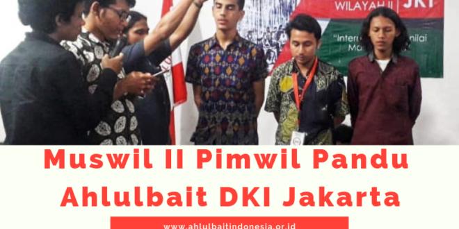 Muswil II Pimwil Pandu Ahlulbait DKI Jakarta