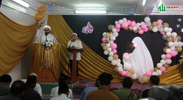 Peringatan Milad Sayidah Fatimah az-Zahra 1440 H di ICC Jakarta