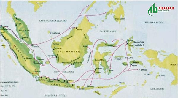 Keturunan Ahlulbait Nabi dalam Peranan Penyebaran Islam di Nusantara
