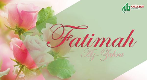 Sayidah Fatimah Zahra, Perwujudan Ayat Tathhir