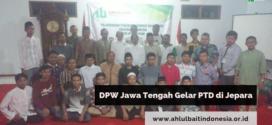 DPW Jawa Tengah Gelar PTD di Jepara