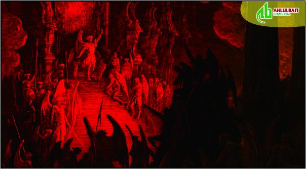 Mengapa Allah Swt Menciptakan Setan?