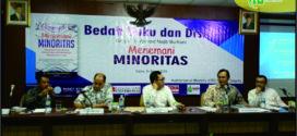 Diskusi dan Bedah Buku 'Menemani Minoritas' Karya Ahmad Najib Burhani