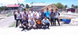 Kunjungan Sekjen DPP ABI ke Lokasi Bekas Gempa dan Tsunami Palu