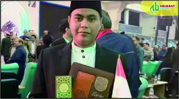 Delegasi Indonesia Harumkan Indonesia di Musabaqah Tilawatil Quran (MTQ) Internasional Iran