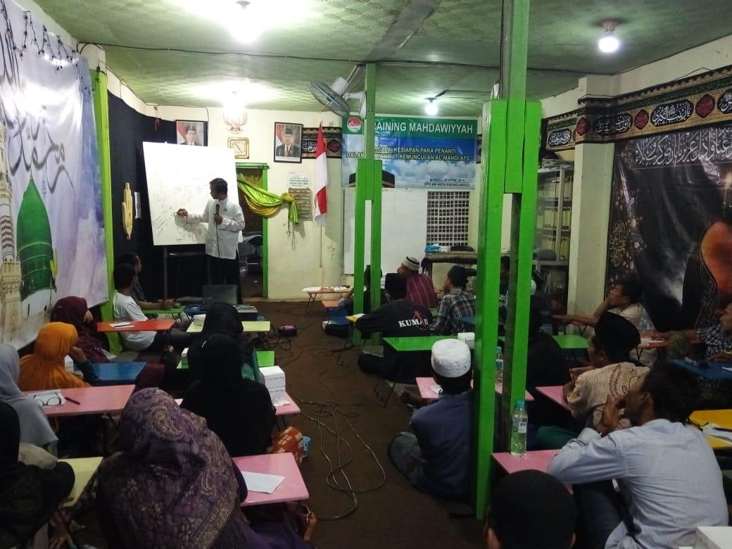DPD ABI Kota Probolinggo Adakan Training Mahdawiyah