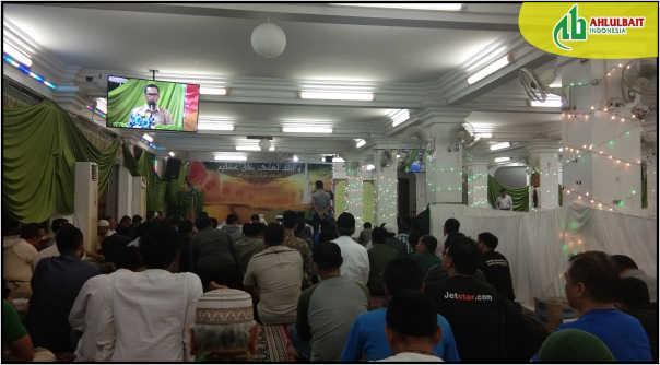 Semarak Peringatan Yaumul Bi'tsah 1440 H di ICC, Jakarta