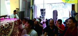 DPD ABI Gresik Mengadakan Training Mahdawiyah