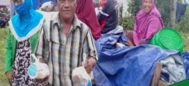 Khidmat DPW ABI Sulawesi Tengah untuk Korban Banjir Sigi