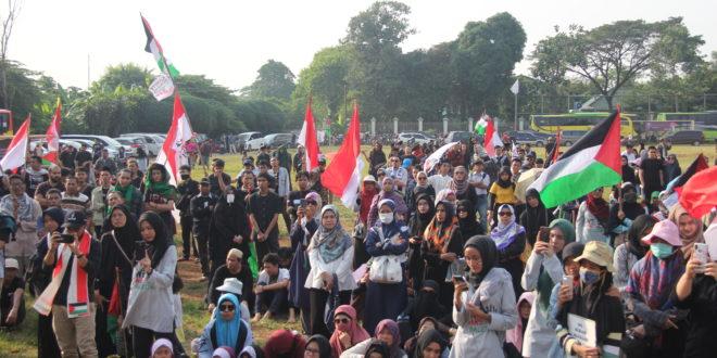 [Foto] Peringatan Hari Al-Quds Internasional, Jakarta 2019