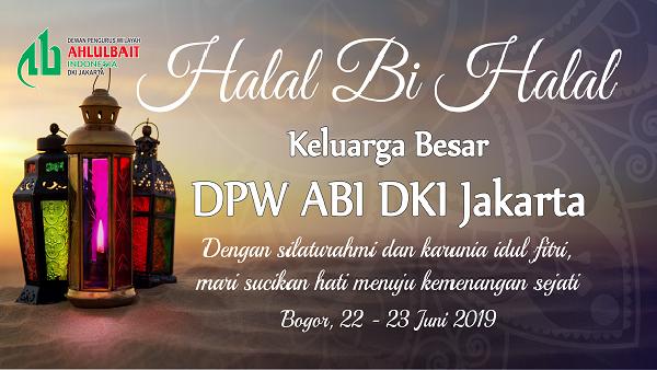 DPW ABI DKI Jakarta Adakan Halalbihalal di Puncak Bogor