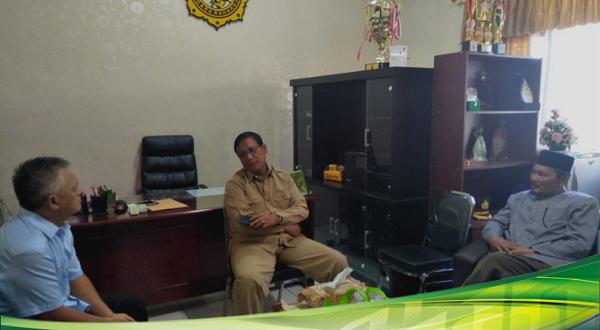 Silaturahmi DPW ABI Jawa Tengah ke Polrestabes Semarang