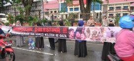 [Foto] Peringatan Hari Al-Quds 2019 di Sulawesi Tengah