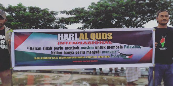 [Foto] Peringatan Hari Al-Quds Internasional 2019 di Lampung, Palembang dan Papua Barat