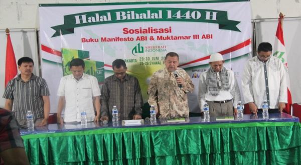 DPW ABI Jateng Gelar Sosialisasi Buku Manifeso ABI