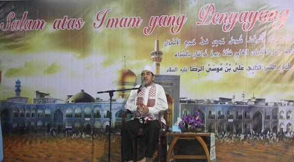 [Foto] Semarak Peringatan Wiladah Imam Ali Ridha as di ICC, Jakarta