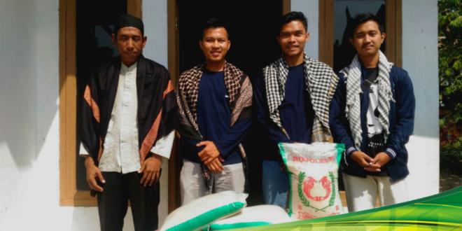 DPD ABI Pringsewu dan Relawan Gandum Sahabat Mengadakan Baksos Bersama