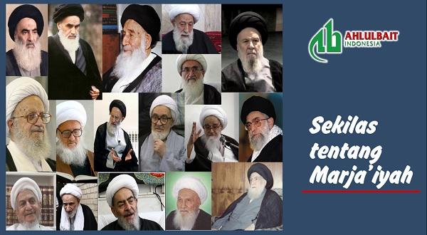 Sekilas tentang Marjaiyah