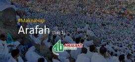 #MaknaHaji: Arafah [bag 2]