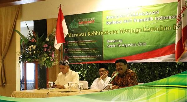 Sosialisasi Buku Manifesto ABI di Jawa Barat