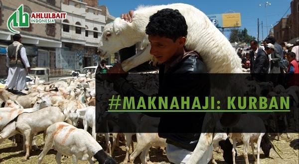 #MaknaHaji: Kurban