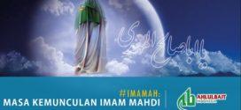 #Imamah: Masa Kemunculan Imam Mahdi