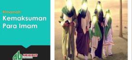 #Imamah: Kemaksuman Para Imam