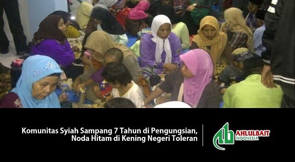 Komunitas Syiah Sampang 7 Tahun di Pengungsian, Noda Hitam di Kening Negeri Toleran