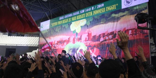 [Foto] Asyura Imam Husain As; NKRI Bersatu Indonesia Unggul