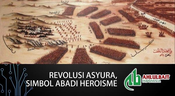 Revolusi Asyura, Simbol Abadi Heroisme
