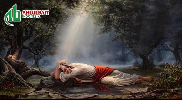 Penyampaian Wahyu kepada Nabi Adam as