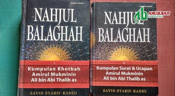Nahjul Balaghah, Warisan Agung Imam Ali untuk Dunia