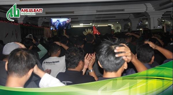[foto] Suasana Malam Peringatan Duka Muharram di ICC