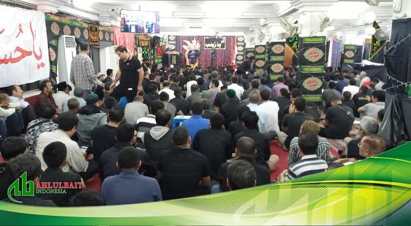 [Foto] Peringatan Arbain 1441 H di Islamic Cultural Center, Jakarta